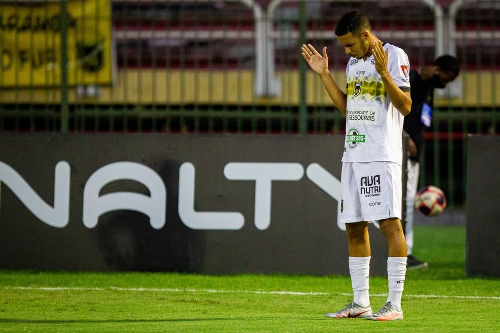 O 'underdog' do Carioca 2021 e do Volta Redonda: Gabriel Pereira
