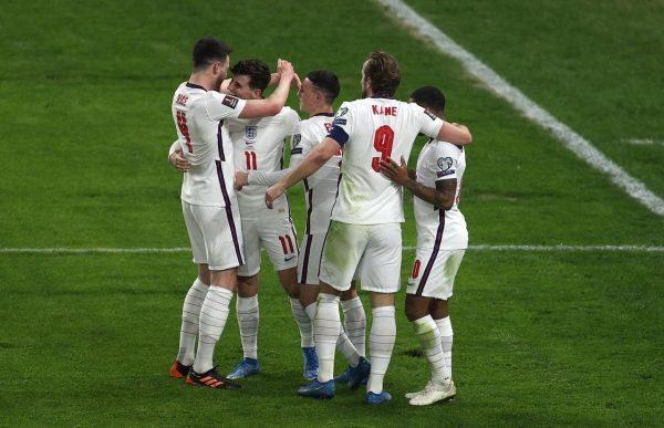 Como chega a Inglaterra para a Euro 2020?