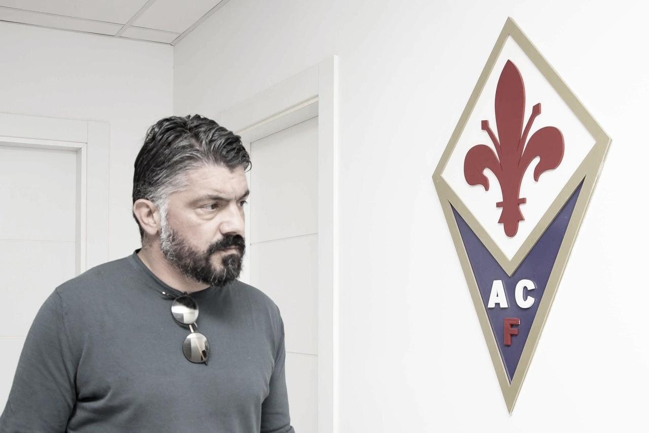 A saída de Gattuso da Fiorentina expõe o mercado como ele é