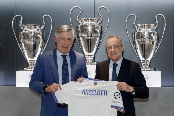 O que esperar do Real Madrid para os próximos anos com Carlo Ancelotti?