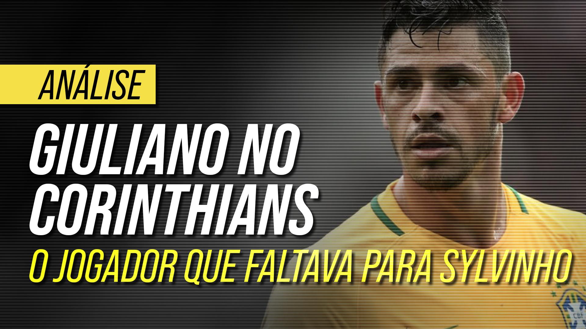Giuliano no Corinthians: como joga e onde Sylvinho pode escalá-lo