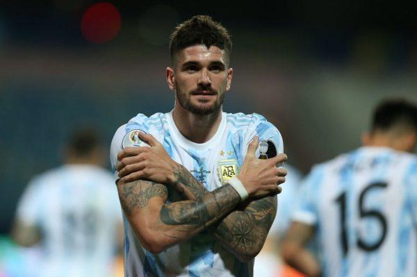 Rodrigo De Paul: o meia com DNA de Simeone e Atlético de Madrid