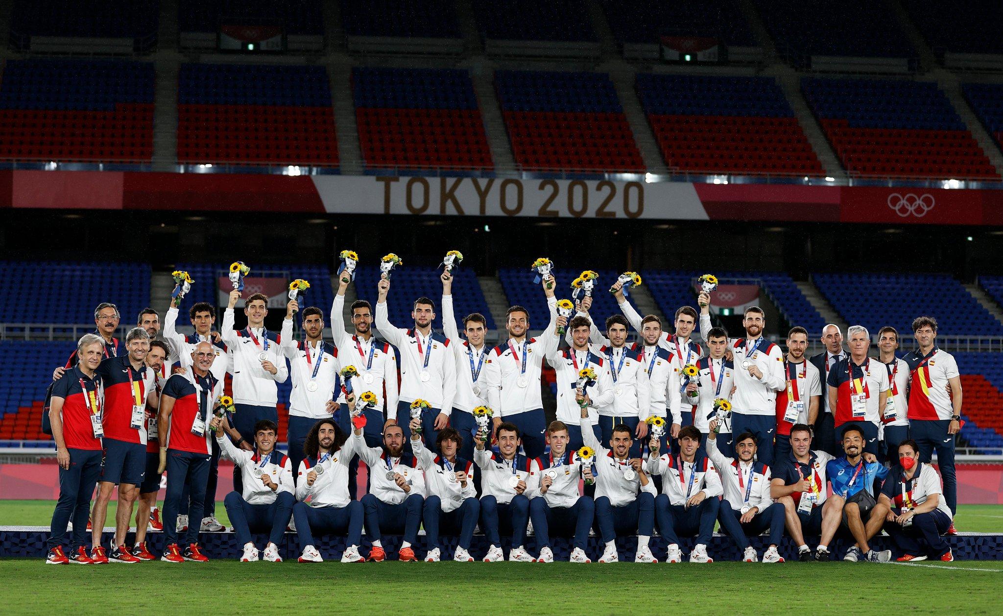 Principais destaques da Seleção Olímpica da Espanha