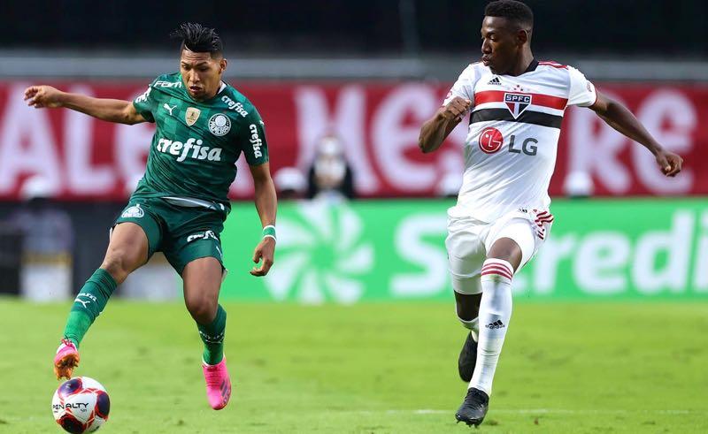 Como São Paulo e Palmeiras chegam para um Choque-Rei histórico