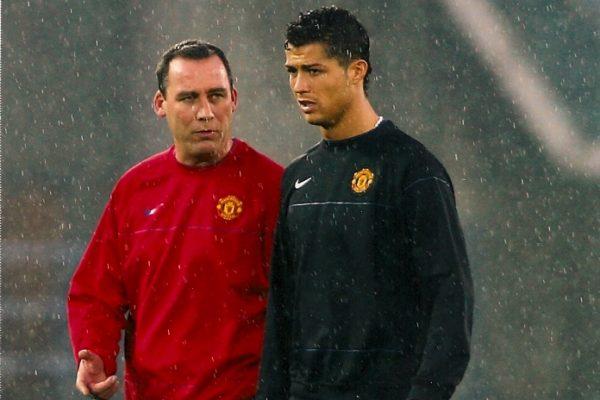O holandês que ajudou a transformar a carreira de Cristiano Ronaldo