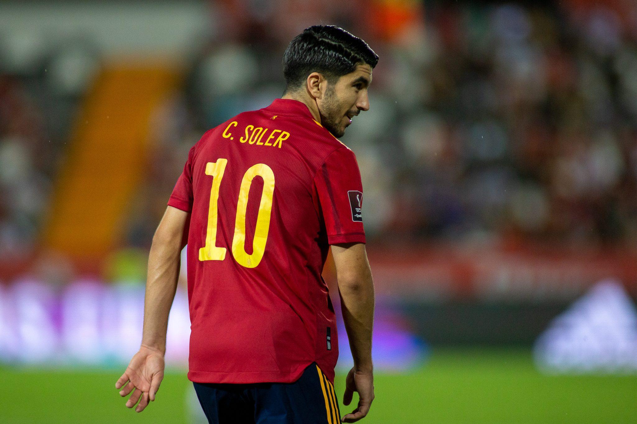 O ótimo começo de Carlos Soler na temporada do Valencia