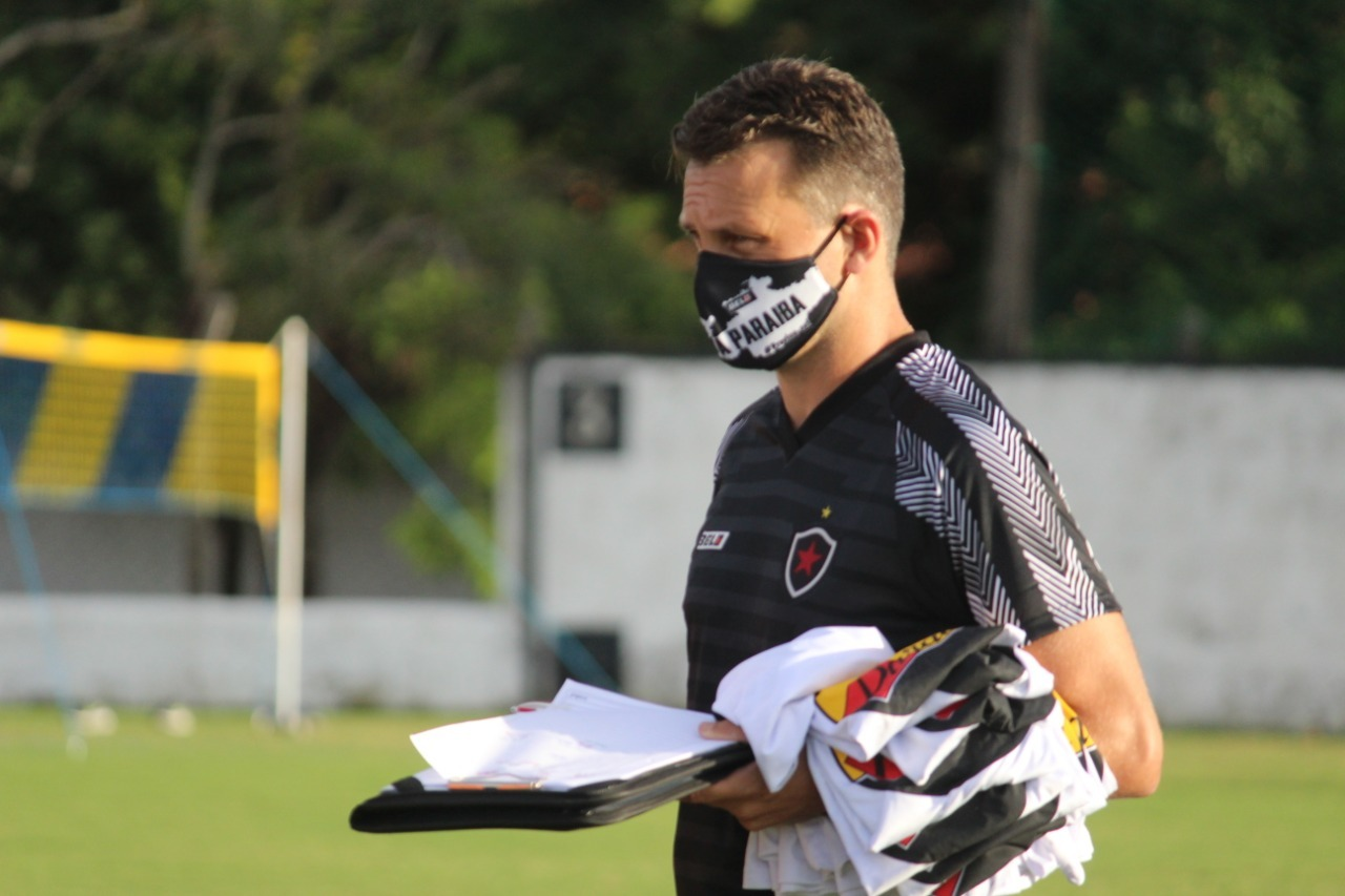 O Botafogo/PB em busca de um acesso histórico na Paraíba