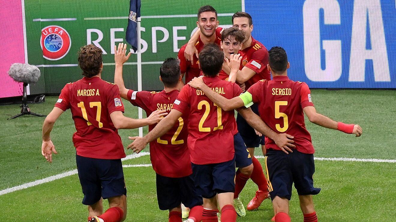 A afirmação da Espanha e sua nova geração